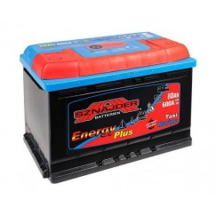 Аккумулятор лодочный тяговый Sznajder Energy 80Ah